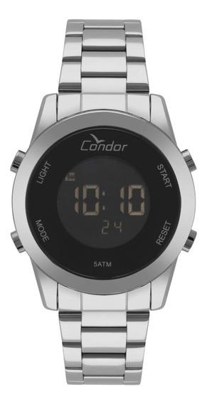 Relógio Condor Feminino - Digital Prata Cobj3279ab/3p