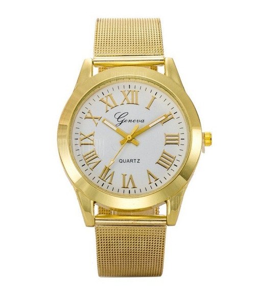 Relógio Geneva Golder Masculino
