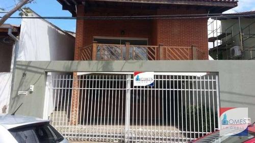 Imagem 1 de 25 de Casa Residencial À Venda, Jardim Paraíso I, Itu. - Ca0074