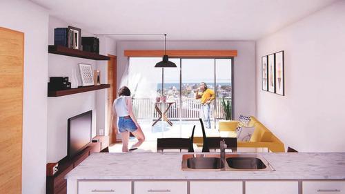 Venta De Apartamento 1 Dormitorio Con Terraza En Cordón