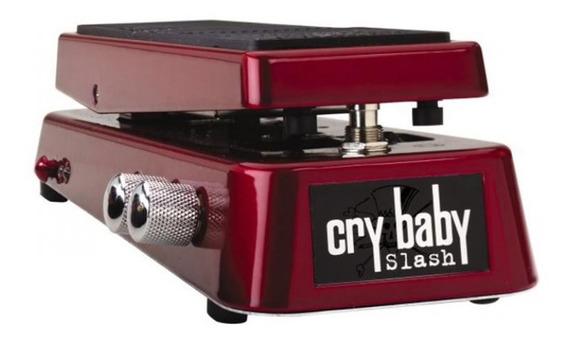 Pedal Para Guitarra Dunlop Crybaby Wah - Signature Slash
