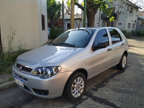 Fiat Palio 1.4 Fire Pack Top 2017 Gnc - Uber Cabify.