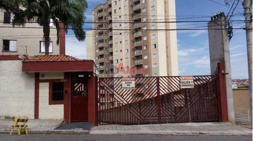 Apartamento 2 Dorms Ótima Localização Em Itaquera - V4496