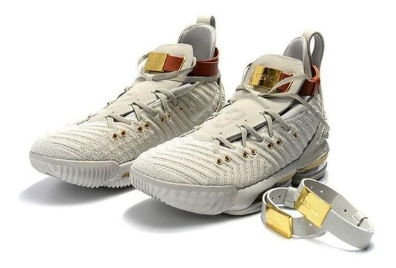Tenis Nike Lebron 16 Hfr Na Caixa Pronta Entrega Frete Grat