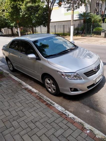 Toyota Corolla Xei 1.8 Flex Revisado Impecável !!