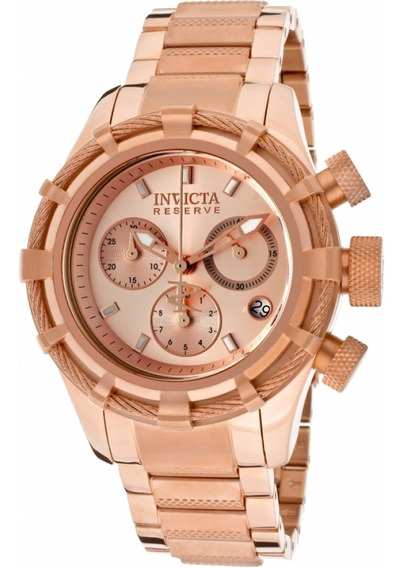 Invictabolt Lady 40mm Stainless Steel Rose 12460