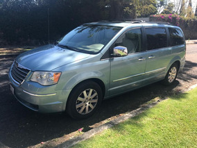Chrysler Town & Country 3.8 Limited At Unico Dueño