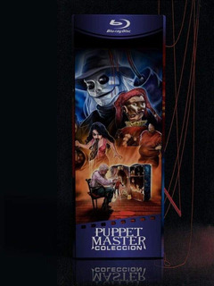 Blu-ray Puppet Master Peliculas Coleccion