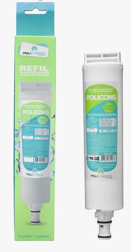 Filtro Refil Purificador Água Consul Bem Estar Com Bateria