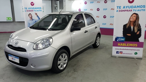 Nissan March 1.6 Active Cargo Aire Ac Mt 2017