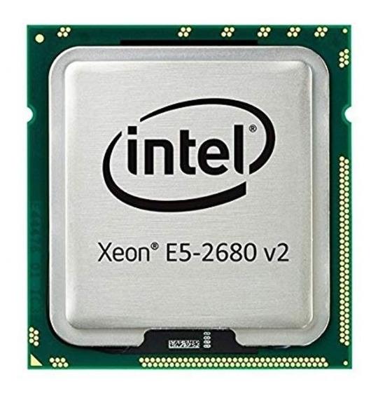 Cpu Xeon E5-2680 V2 / Deca Core / Fclga2011
