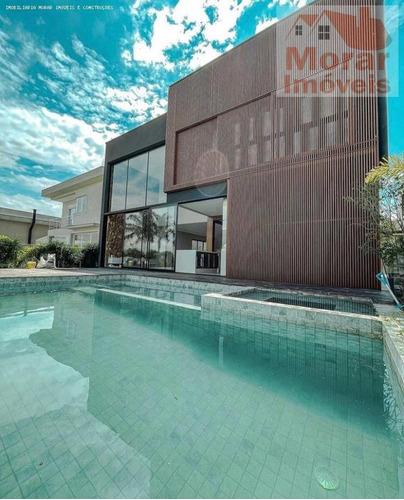 Imagem 1 de 10 de Casa Em Condomínio Para Venda Em Santana De Parnaíba, Tamboré, 4 Dormitórios, 4 Suítes, 7 Banheiros, 10 Vagas - Fe11_2-1162591