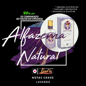 Perfume Similar N° 263 Inspirado Em Alfazema Natural 60ml