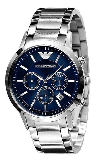 Relógio Emporio Armani Ar2448 Com Caixa Original
