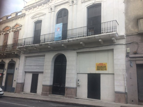 Vendo Padrón Único Con Locales Y Vivienda En Colón Y Cerrito