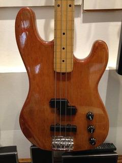 Giannini Precision Bass Fretless - Baixo