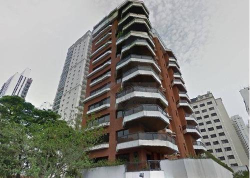 Apartamento Residencial Para Locação, Campo Belo, São Paulo - Ap12189. - Ap12189