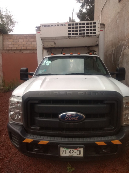 Ford 350 Heavy Duty Con Caja Refrigerada