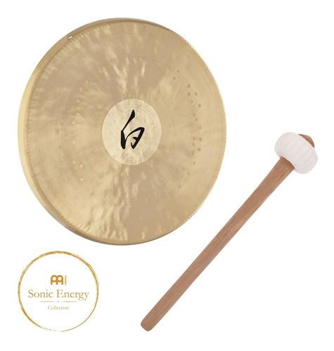 Imagen 1 de 6 de White Gong Meinl Bronce Wg145 14,5' 37cm C/ Mazo Cuotas!!!