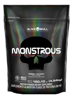 Hipercalórico Monstrous - 10lb - 4,5kg - Refil