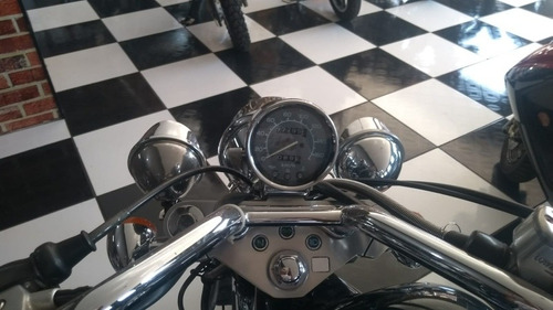 Imagem 1 de 7 de Honda  Shadow 600c