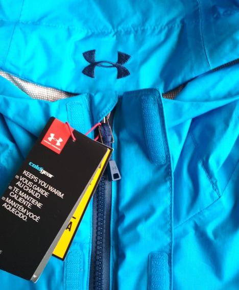 Chamarra Impermeable Under Armour Storm 3 Nylon Mediana
