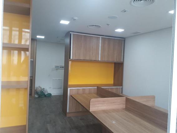Sala Em Campo Belo, São Paulo/sp De 38m² À Venda Por R$ 360.000,00 - Sa457125