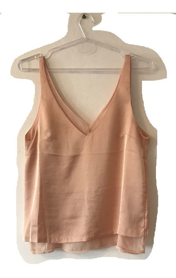 Musculosa Remera De Mujer H&m. Importada De Usa New Top