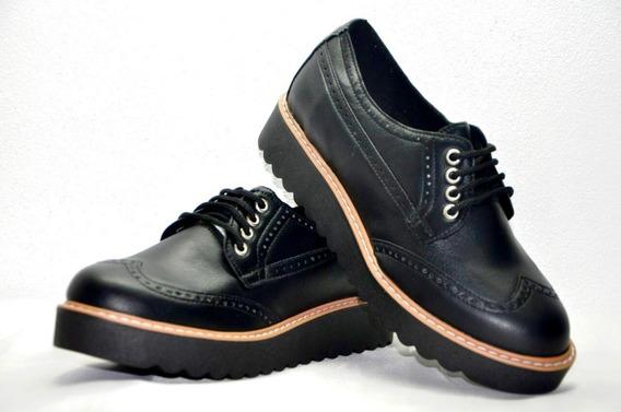 Zapato Mujer Liviano Negro Temporada 19