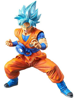 Dragon Ball Transcendence Goku Blue ( Original) Banpresto