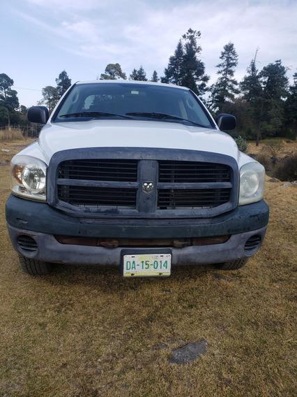 Dodge Ram 2500 Pickup St 6vel 4x4 Mt 2008