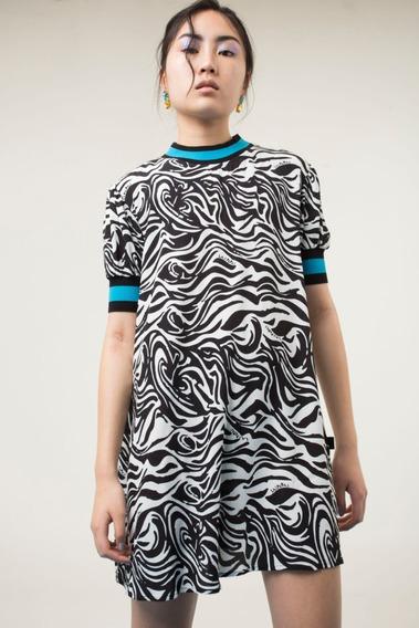 Vestido Zebra Las Pepas