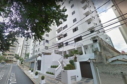 Apartamento Com 3 Dormitórios À Venda, 105 M² Por R$ 650.000,00 - Centro - Campinas/sp - Ap4185