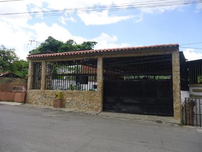 Casa + 2 Anexos En Quebrada La Virgen Los Teques