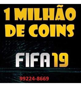 Coins Fifa 19 Ps4 1kk - Envio Já - 5% Da Ea
