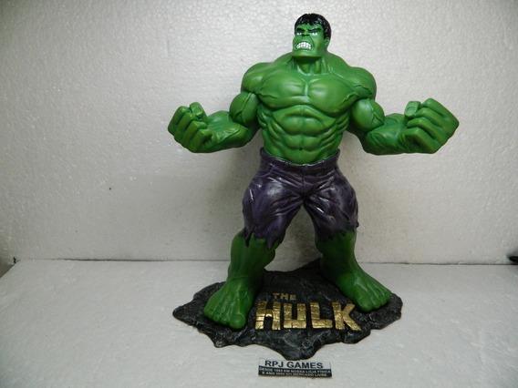Hulk Action Figure Estátua - Loja No Centro Do Rj