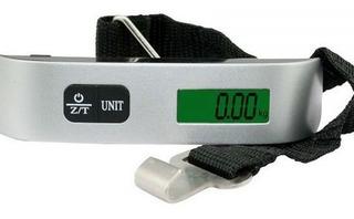 Balanza Digital Daza Para Pesar Valijar equipaje Hasta 50kg
