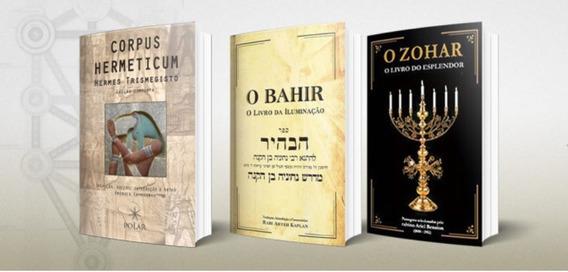 Corpus Hermeticum+zohar+bahir