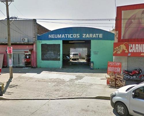 Imagen 1 de 3 de Terreno Con Galpón/depósito En Venta En Zarate. Av Lavalle Frente Carrefour