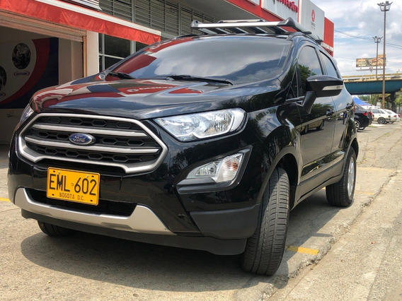 Ford Ecosport Ford Ecosport Se