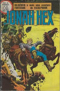 1980 Hq Quadrinhos Reis Do Faroeste Jonah Hex Nº 27 Ebal