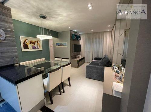 Imagem 1 de 30 de Apartamento Com 3 Dormitórios À Venda, 73 M² Por R$ 667.000 - Jardim Do Mar - São Bernardo Do Campo/sp - Ap2322