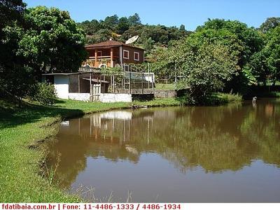Chácaras Com Lago À Venda Em Atibaia/sp - Compre O Seu Chácaras Com Lago Aqui! - 36182