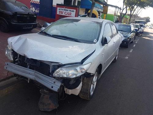Sucata Corolla 2012 1.8 Gli Automático - Retirada De Peças