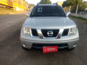 Nissan Frontier 2.5 Le Cab. Dupla 4x4 4 Ano 2010 Top