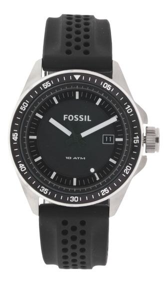 Relógio Fossil Preto Masculino Original