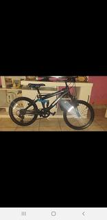 Vendo Bicicleta De Chico Mongoose Aluminio Rodado 20