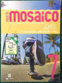 Projeto Mosaico - Arte 7º Ano Ensino Fundamental