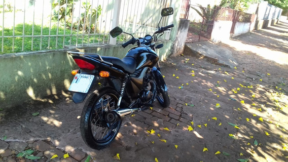 Honda Cg 125 Fan Es 2009