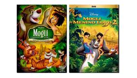 Mogli O Menino Lobo: 1967 2003 Classicos Disney 2 Dvd